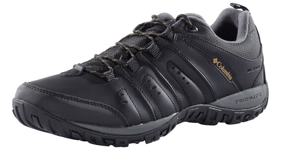 Columbia Peakfreak Nomad Shoes Men Waterproof black / caramel